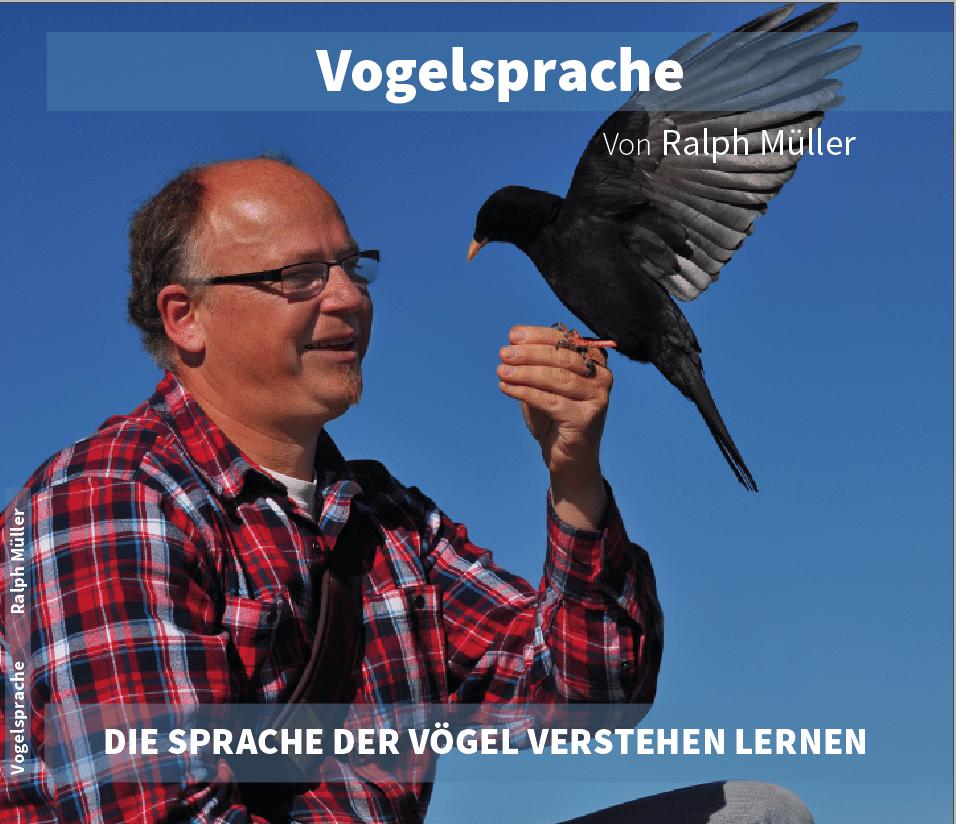 Cover CD Vogelsprache Ralph Müller