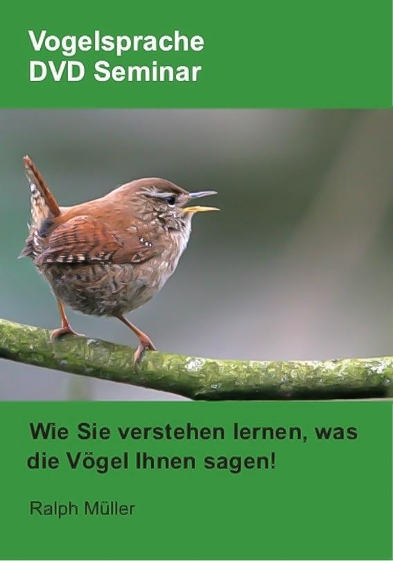 Cover Vogelsprache DVD Seminar
