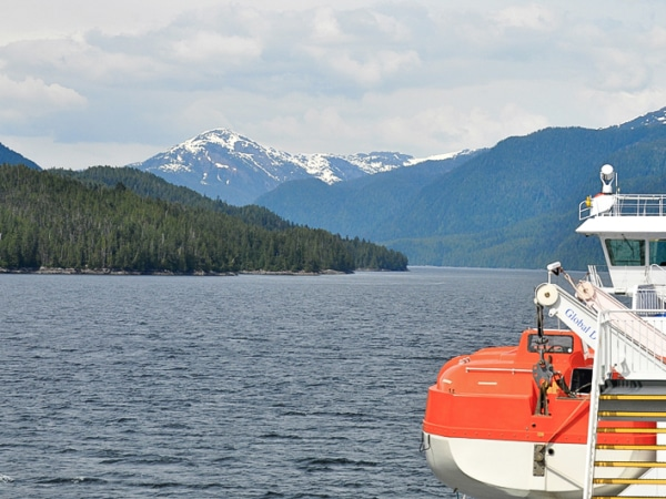 Kanada Alaska