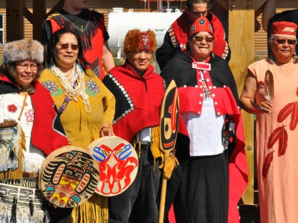 Native People im Yukon